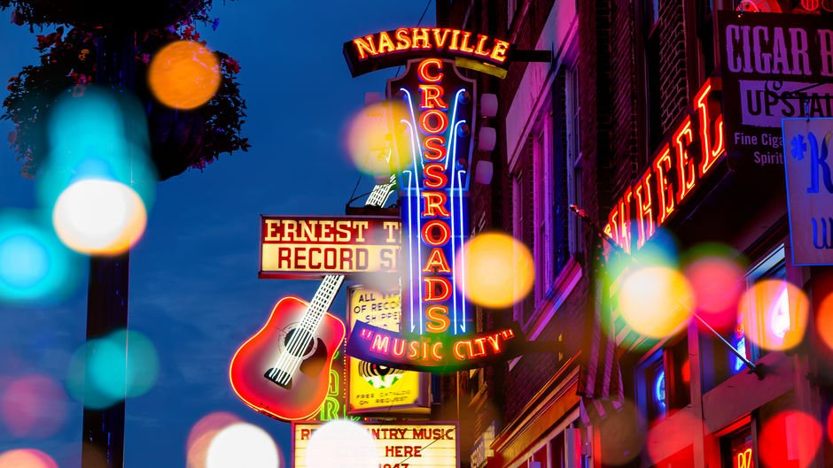 Finding Light in Music City