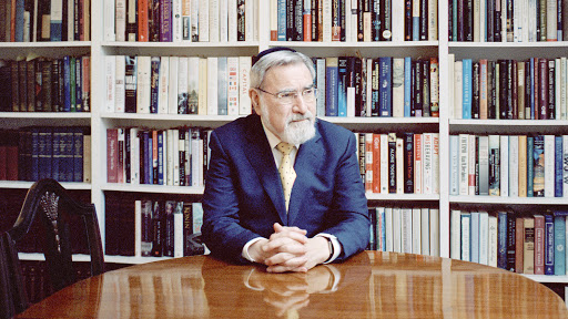 "The Legacy of Rabbi Lord Jonathan Sacks z""l"